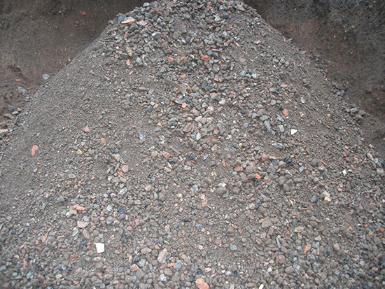 Recycled Aggregates MOT Type 1