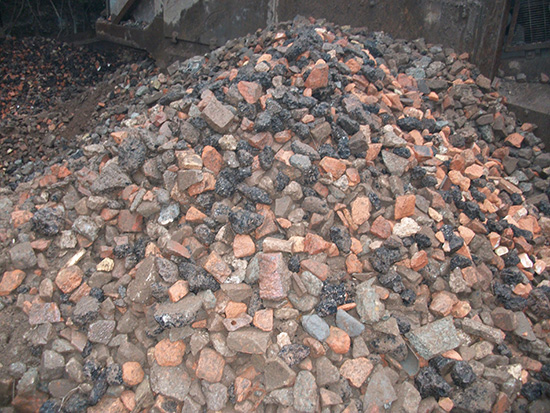 Recycled Aggregates MOT Type 6F2